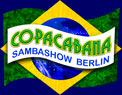 Copacabana Sambashow Berlin - Start